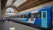 Befutnak az új, szélsebes Intercity-kocsik