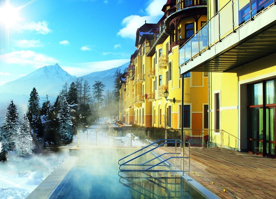 Luxus és múlt - történelmi szállodák Szlovákiában