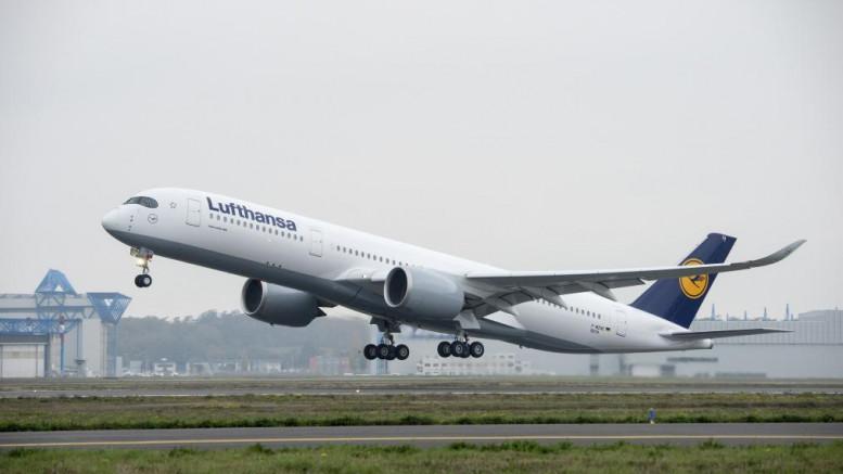 Felpörög a Lufthansa
