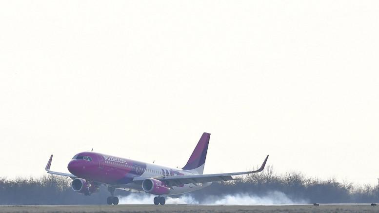 A Wizz Air elindította a Debrecen és Moszkva közötti járatát