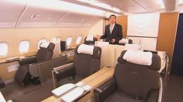 A Lufthansa lett Európa egyetlen ötcsillagos légitársasága