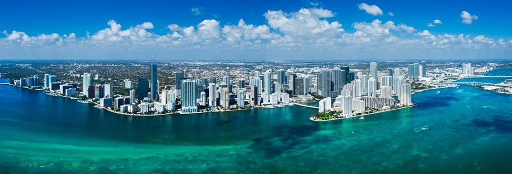 Utazás az USA keleti partján: 3. Miami