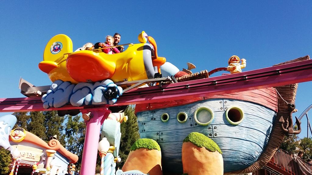 A PortAventura park a gyermekek szamara is kiváló szórakozást biztosít