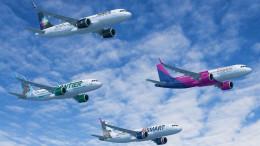 Véglegesítette 430 repülőgépre szóló megrendelését a Wizz Air befektetője