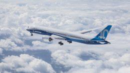 Felszálló ágon a Boeing