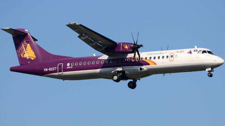 IATA-tagságot kapott a Cambodia Angkor Air