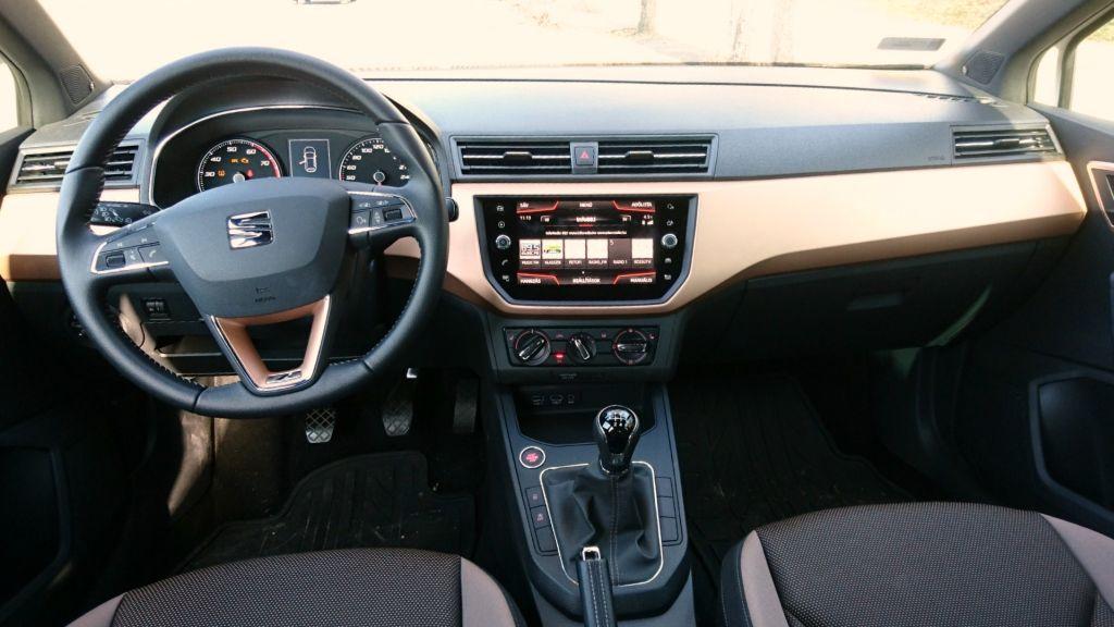 A kis spanyol nagymenő – Seat Ibiza 1.0 TSI teszt