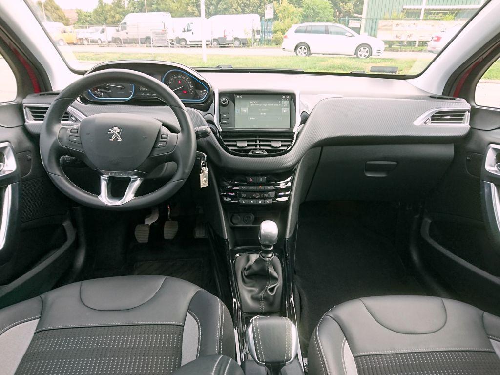 Kicsiben nagy SUV – Peugeot 2008 1.6 BlueHdi teszt