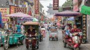 Lojang bájos óvárosa; Fotók: Posztós János