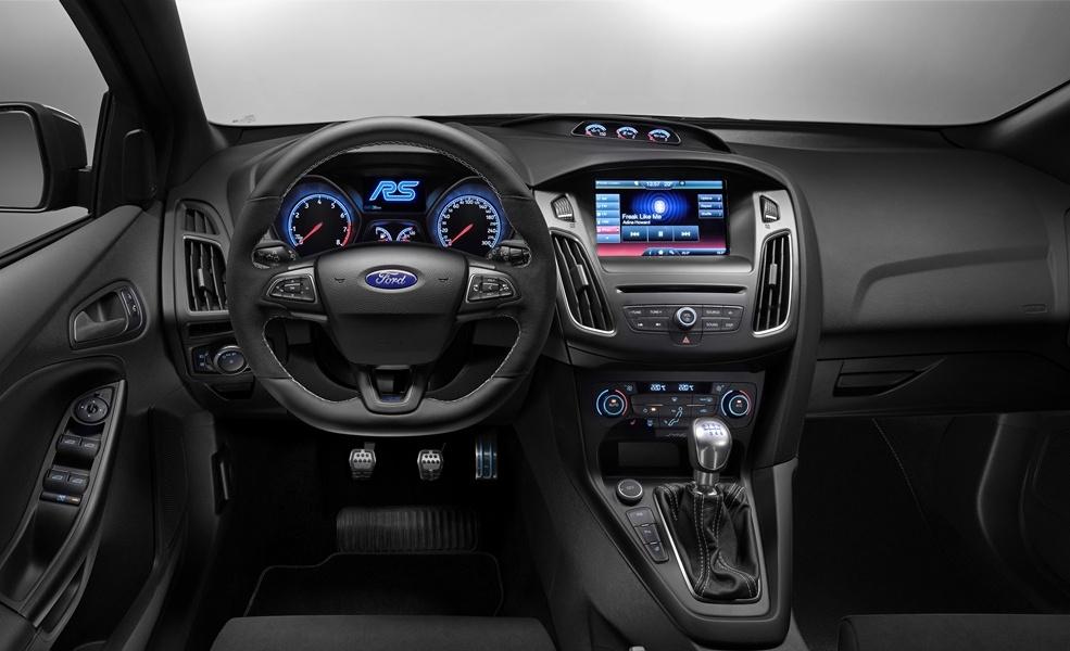 A haragos bombázó – Ford Focus RS teszt