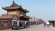 Xian városa az egyik legősibb település Kína területén, mintegy 3000 éves múlttal rendelkezik; Fotók: Posztós János