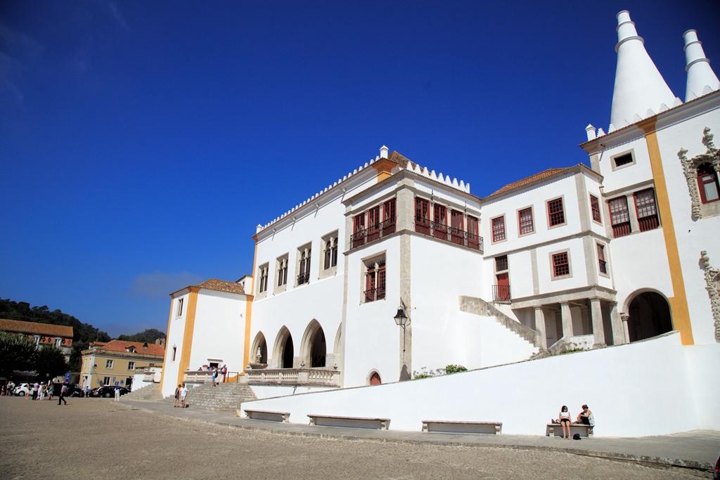 Sintra másik ékessége: a királyi villa