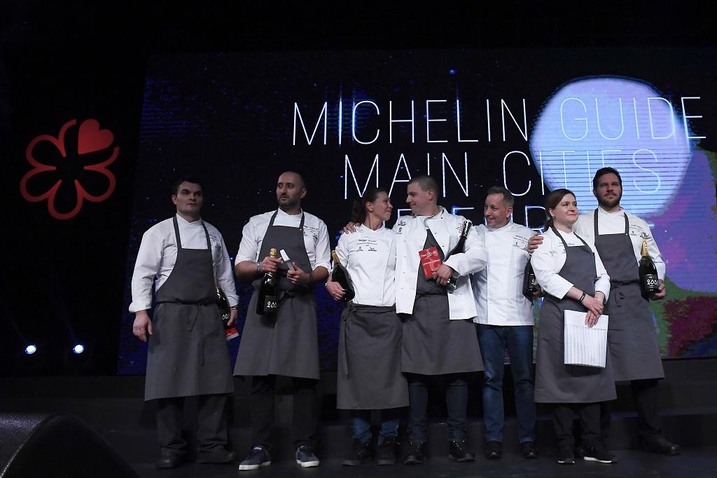 Az Onyx lett Magyarország első két Michelin-csillaggal jutalmazott étterme