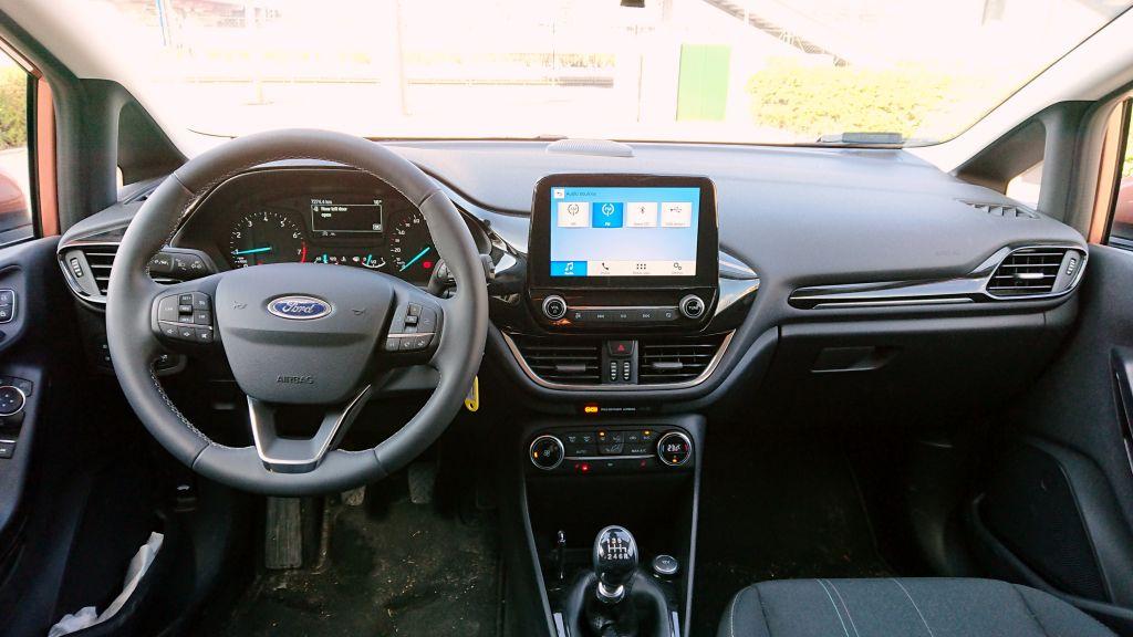 A formás bombázó – Ford Fiesta 1.0 Ecoboost teszt