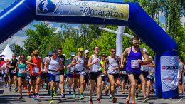 I. Bükfürdő-Csepreg Félmaratonra 240 fő nevezett