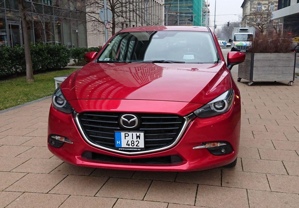 A következetesség jutalma –Mazda 3 teszt
