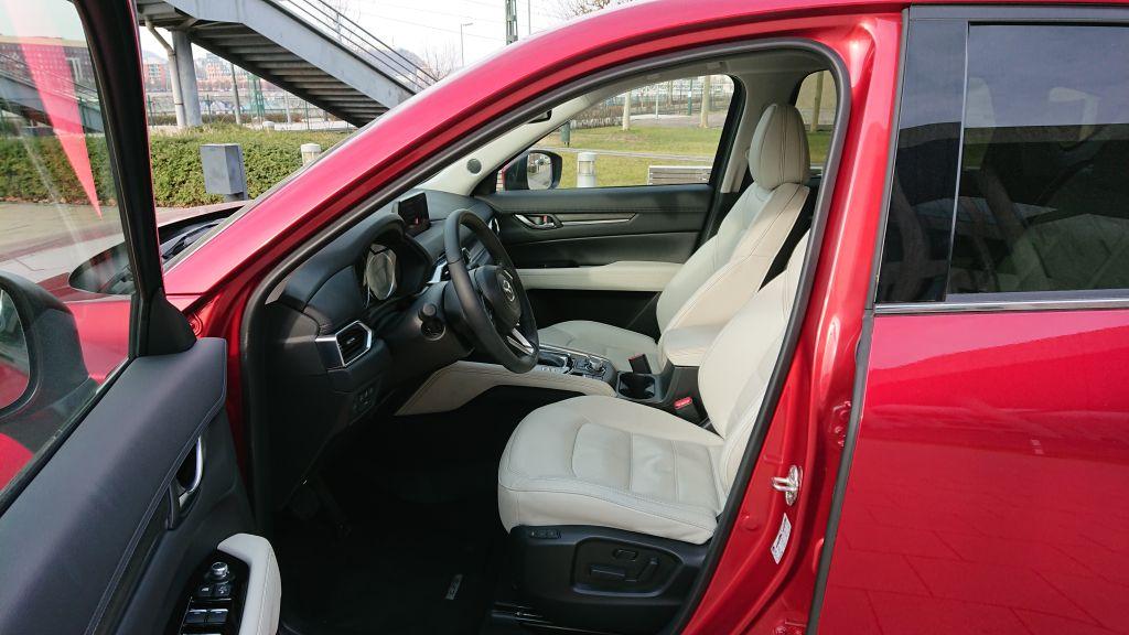 A KODO a Skyactiv és a Jinba Ittai diadala – Mazda CX-5 teszt