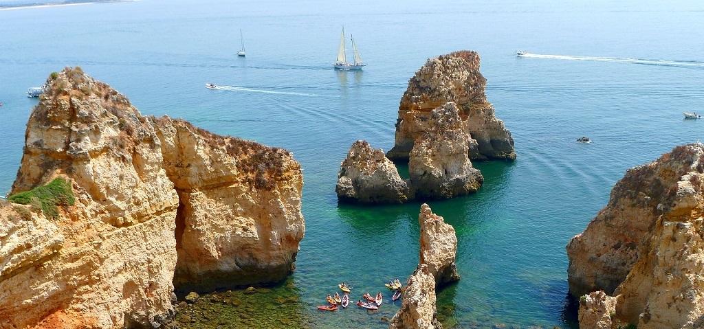 Algarve, egy falatnyi Portugália