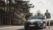 Olimpiai bajnok törné be az új Mustangot