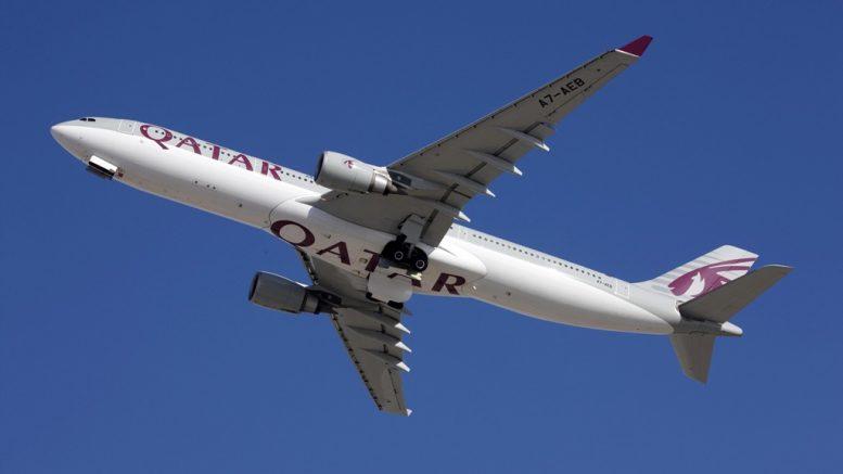 Bemutatkozik a szélestörzsű Airbus A330 géptípus is a Budapest-Doha útvonalon