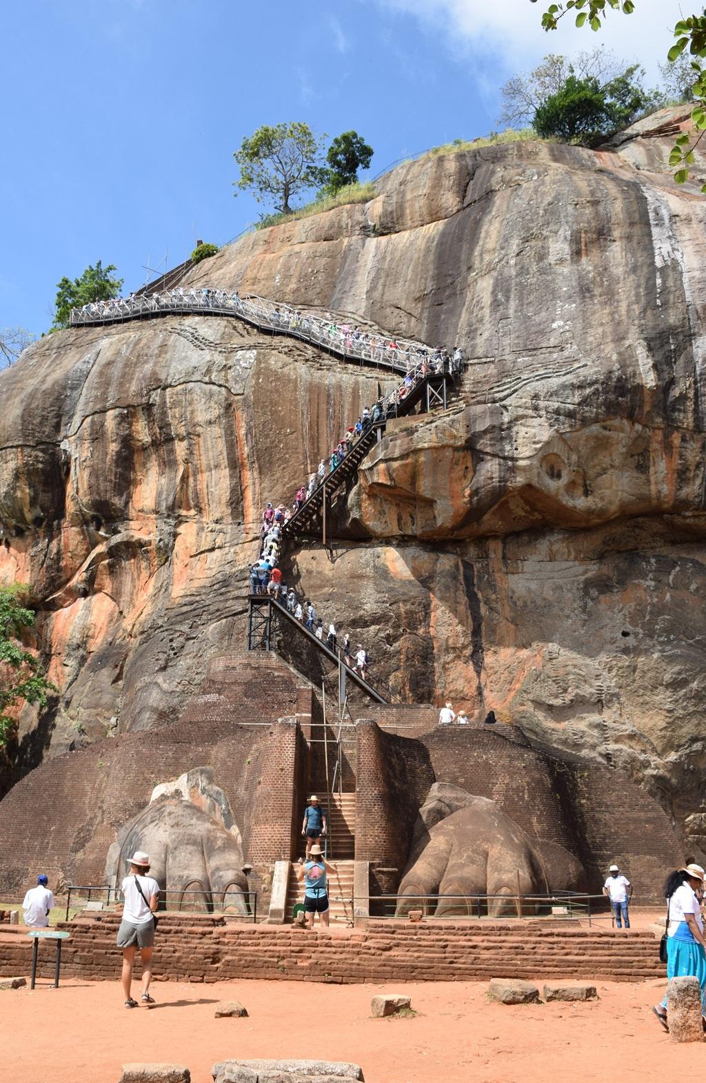 Srí Lanka szépségei és világörökségei