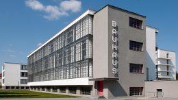 A Bauhaus-mozgalom öröksége kulcsfontosságú szerepet játszik a németországi kulturális turizmusban