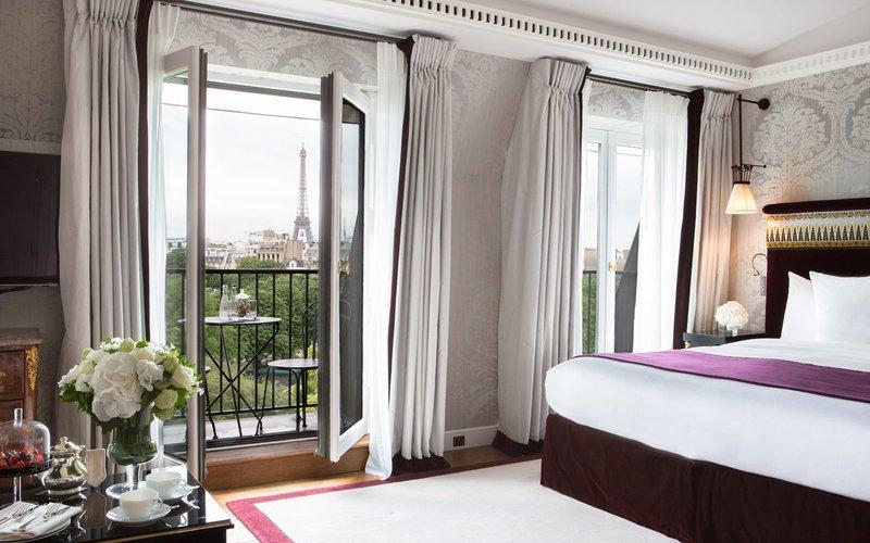 Európa Top 10 városi szállodája
