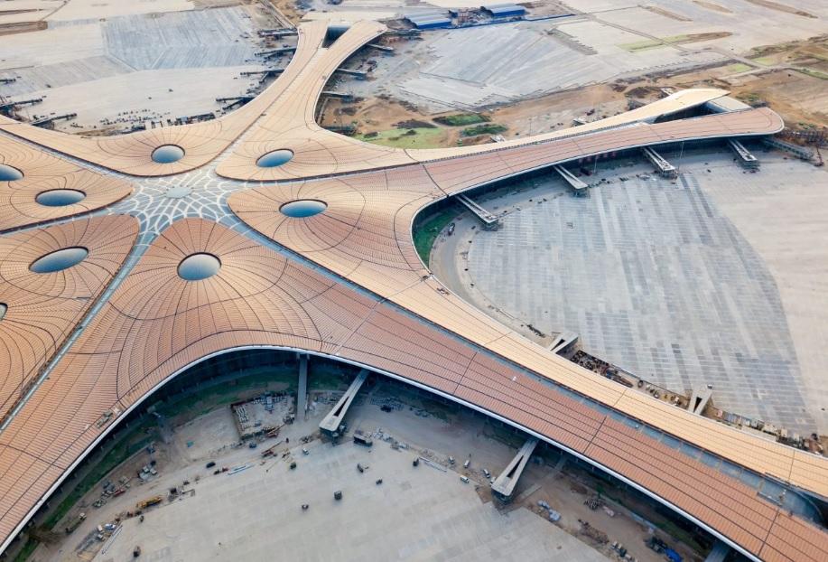 A pekingi óriásreptér, avagy egy világhatalom felemelkedése
