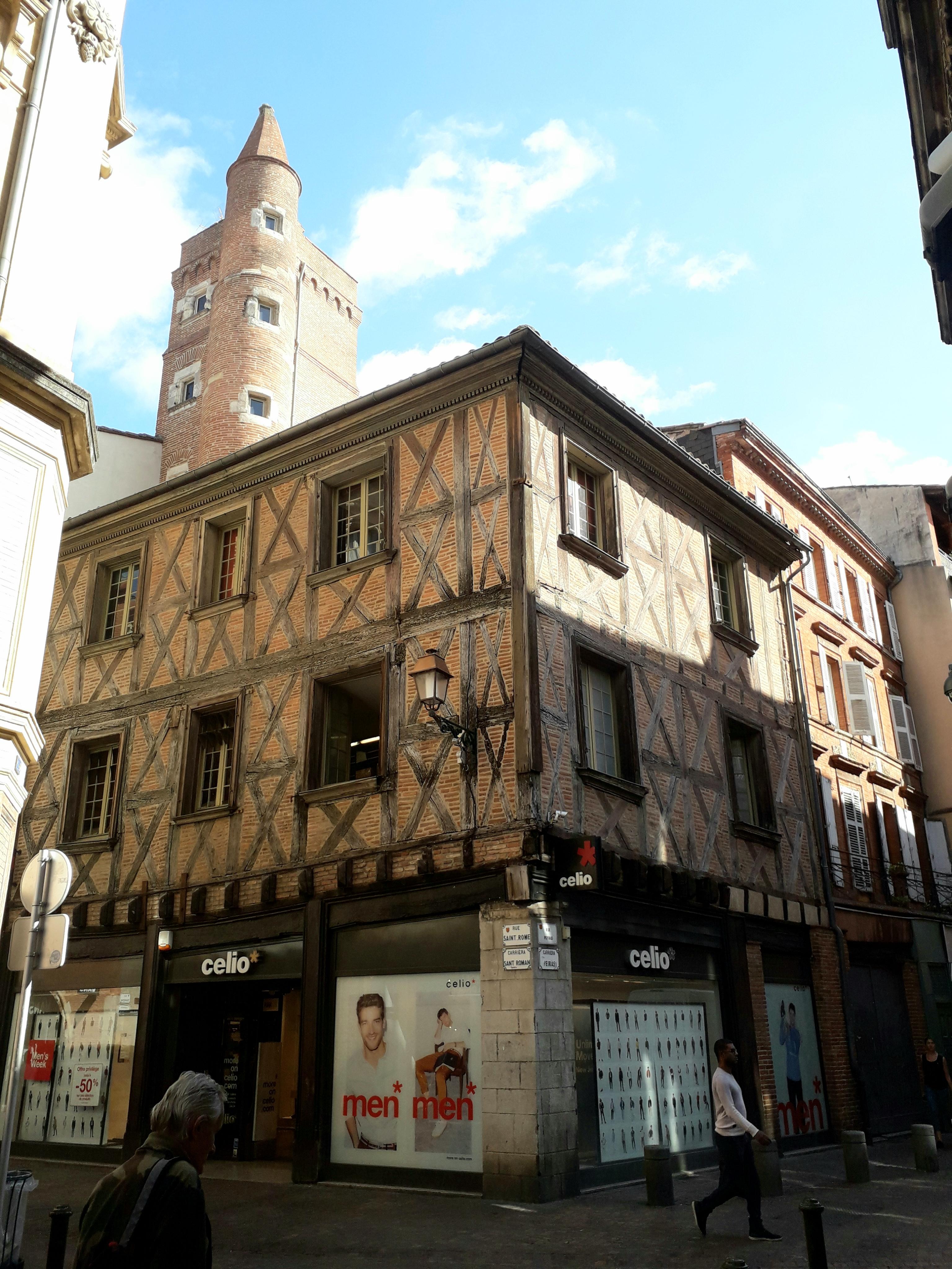 Világörökség és Airbus, libamájjal – Toulouse, a rózsaszín és kék város