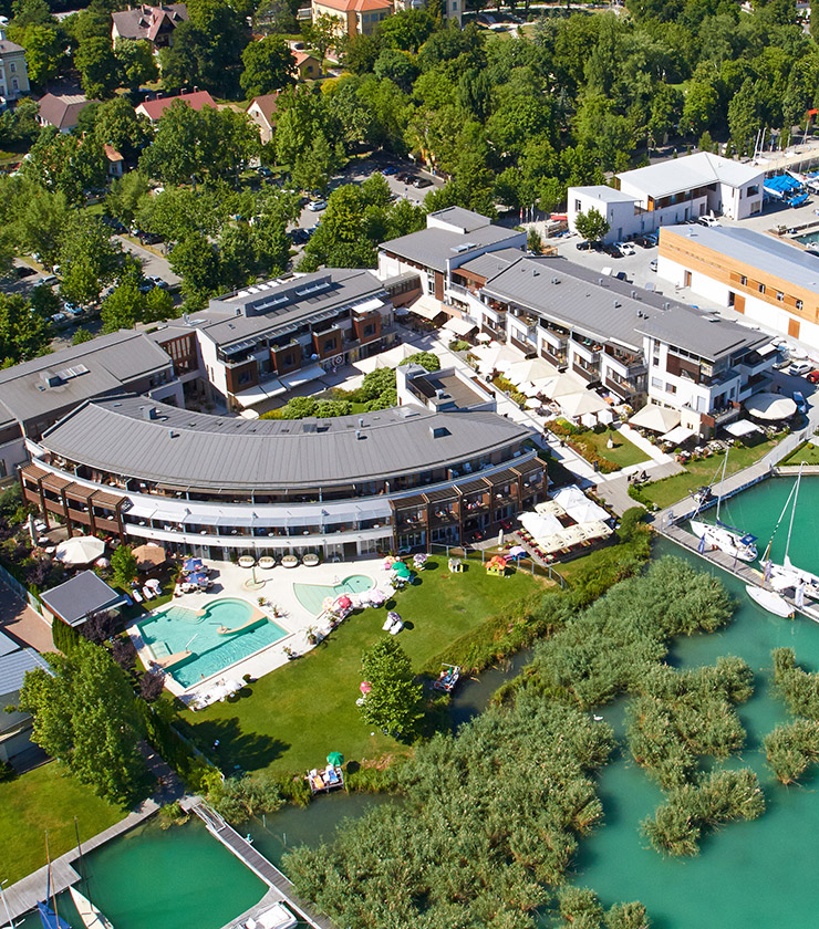 Megújulva újranyitott a Silverine Lake Resort Balatonfüred