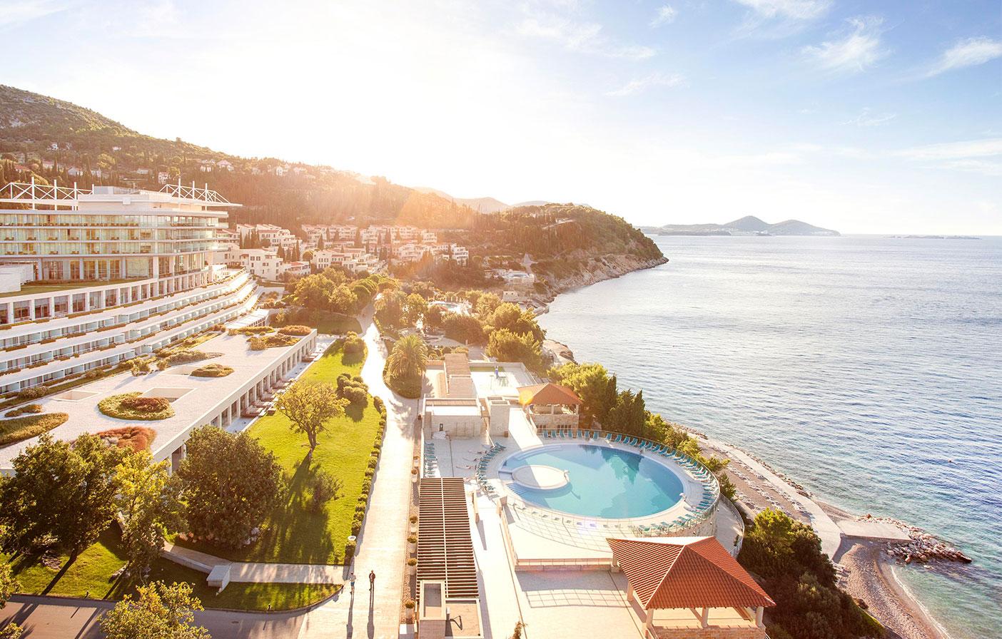 Luxus Napos Kert az Adria gyöngyszeménél – Sun Gardens Dubrovnik