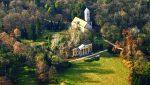 Habsburg virágoskert Pollack Mihály tervezte kastéllyal Alcsúton