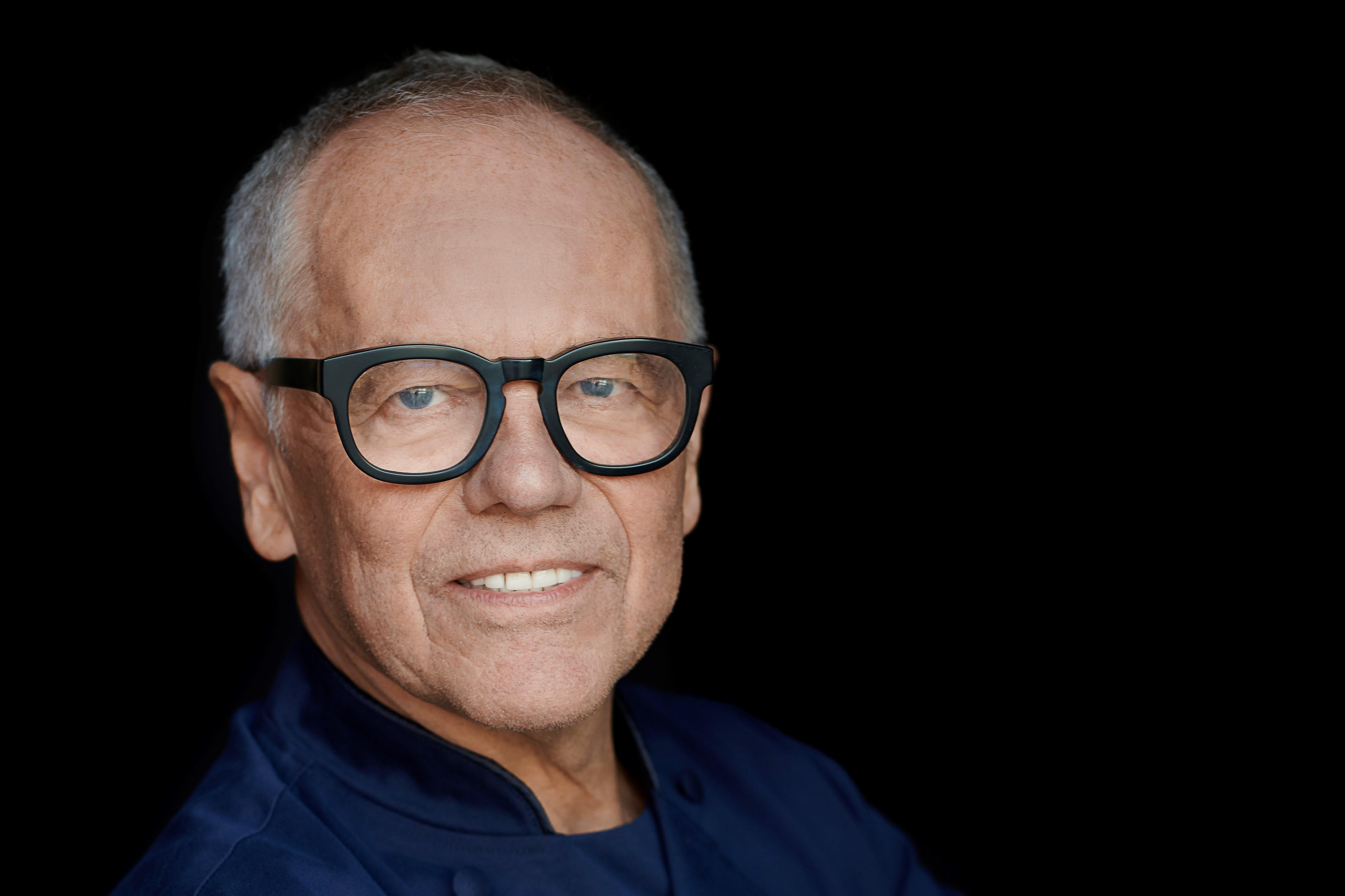 Wolfgang Puck, a hollywoodi sztár séf a Matild Palotában debütál