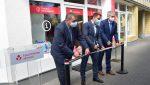 Új helyszínen, új külsővel nyitott a bükfürdői Tourinform iroda